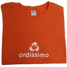 T-Shirt Ordissimo orange Série Limitée