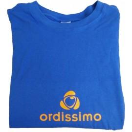T-Shirt Ordissimo Bleu Série Limitée