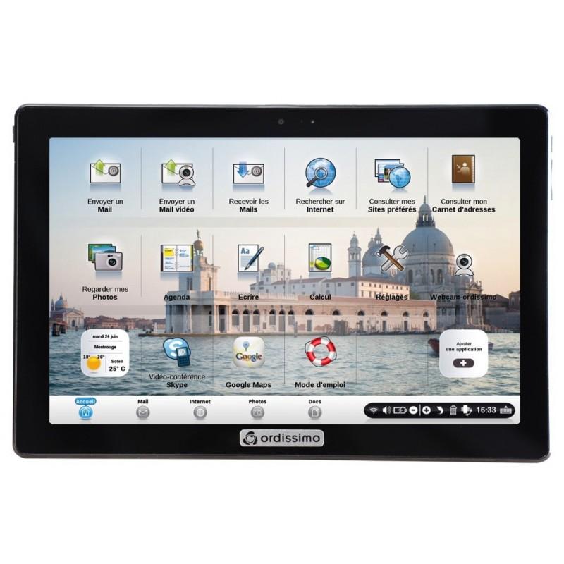 "Tablette Hybride 10"" Lisa 2"