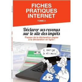 """Livre """"Déclarer ses revenus sur le site des impôts"""" : Organigramme"""