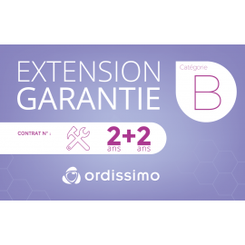 Extension de garantie Cat B 2+2