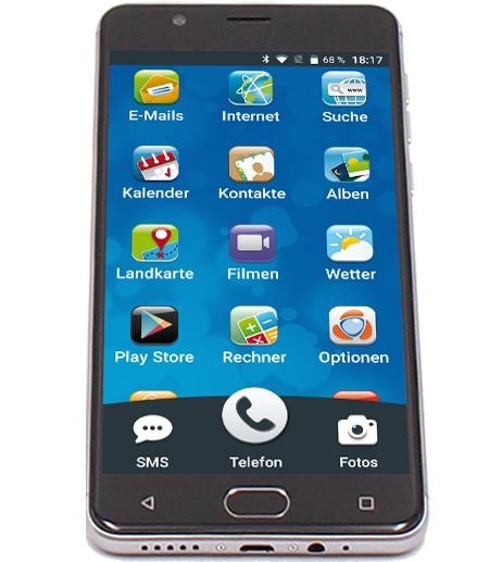 Image smartphone Ordissimo