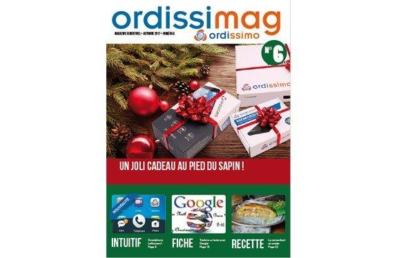 Le magazine Ordissimag n°6 est sorti !